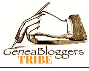 GeneaBloggersTRIBE Badge