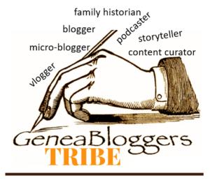 Many types of GeneaBloggersd