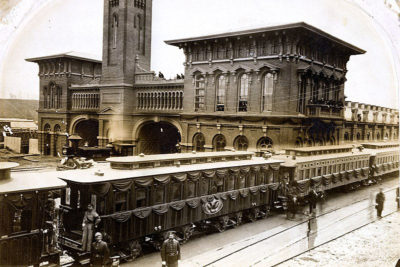 Abraham Lincoln Funeral Train