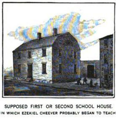 First Public School In America