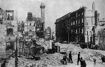 Easter Rising in Ireland Anniversay