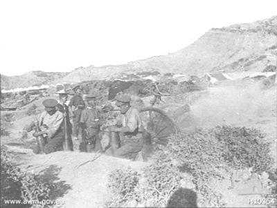 Battle of Galliopli Anniversary