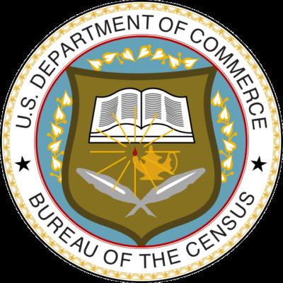 First U.S. Census Taken Seal