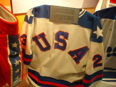 Miracle on Ice Hockey Day