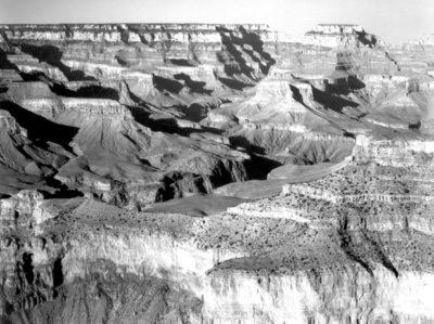 Grand Canyon National Park establilshed