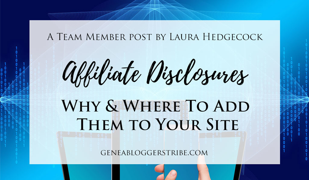 Affiliate Disclosures: Why and Where to Add Them to Your Site