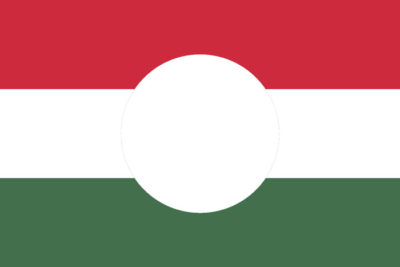 Hungarian Revolution Flag