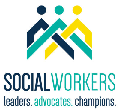 Social worker's Month Logo