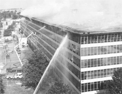 NPRC Fire 1973