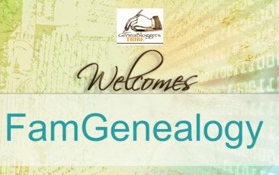 GBT Welcomes FamGenealogy