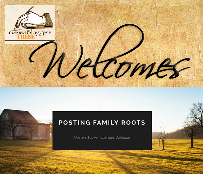 Posting Family Roots Joins our Membership Roll
