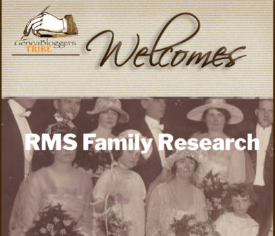 RMS Family Research welcome graphic
