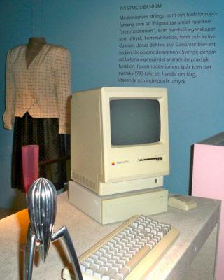 Macintosh debuts