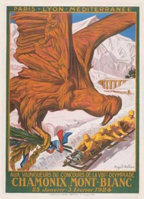 First Winter Olympics