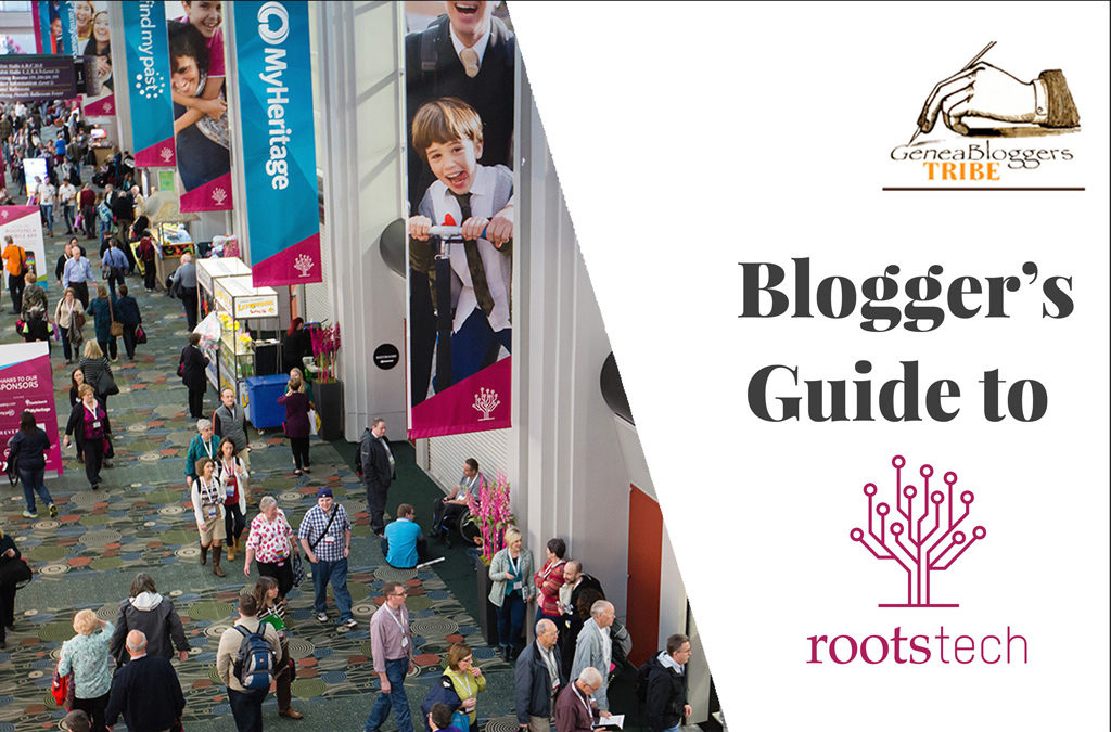 Blogger's Guide to #Rootstech