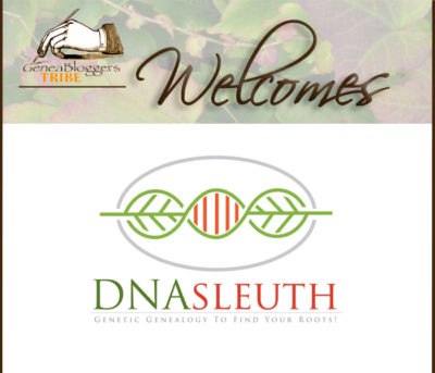 DNAsleuth Welcome Graphic