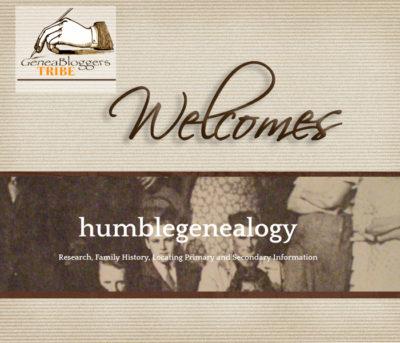 GBT Welcomes Humblegenealogy