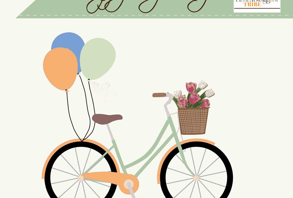 Happy Blogiversary to Slekt og!
