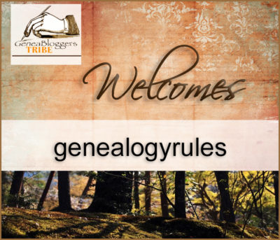 Genealogyrules welcome graphic