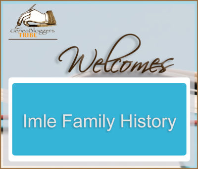 Imle family History Graphic