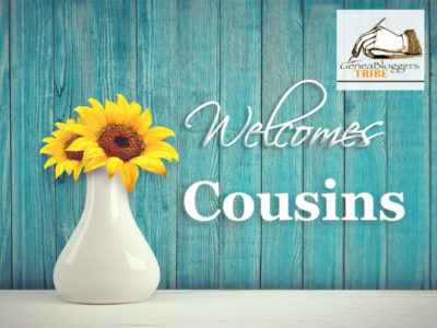 Cousins Welcome Post