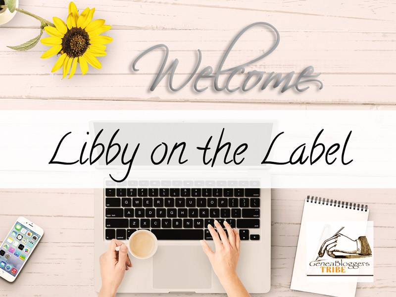 Libby on the Label Welcome gRaphic