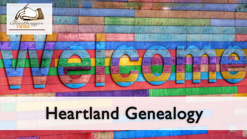 Welcome Heartland Genealogy