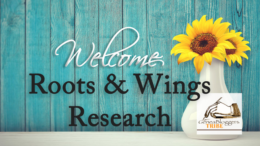 Roots & Wings Research Welcome Graphic