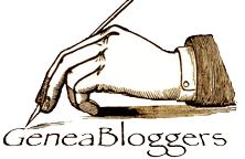 Geneabloggers Logo