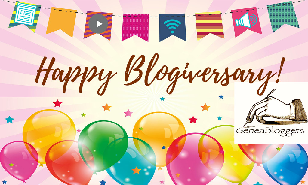Happy 10th Blogiversary to Kathryn's Quest