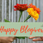 Happy Blogiversary Graphic