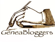 GeneaBloggers Badge