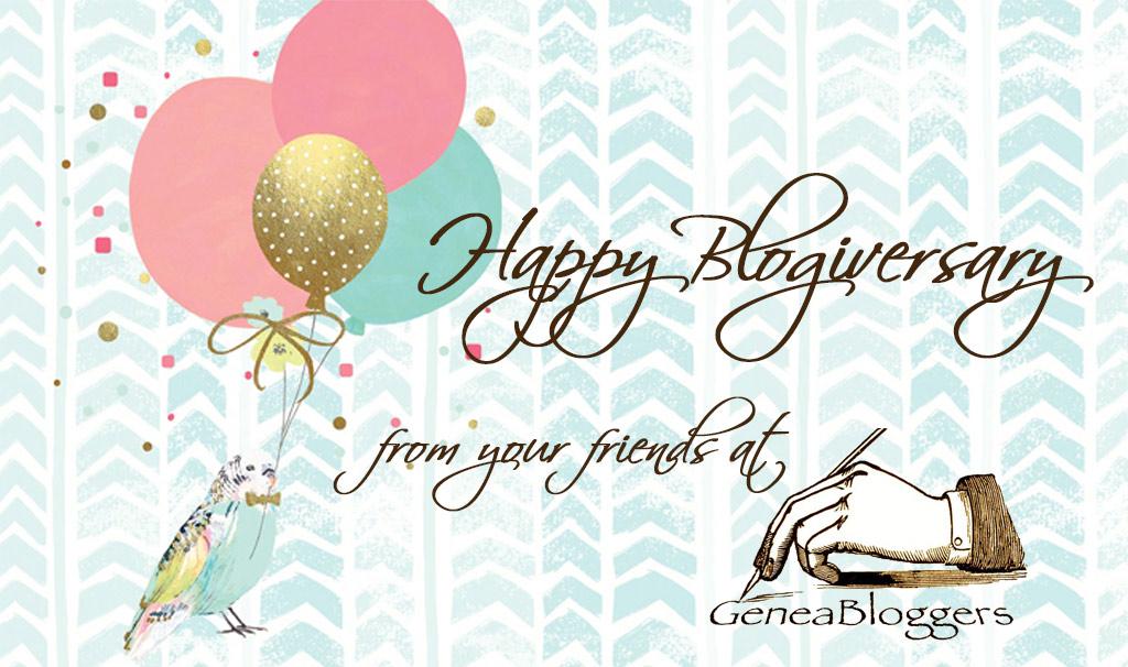 Happy Belated Blogiversary to Lilian's Tree!