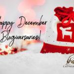 Happy December 2020 Blogiversaries