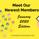 Meet our Newest Members-January 2020 Edition