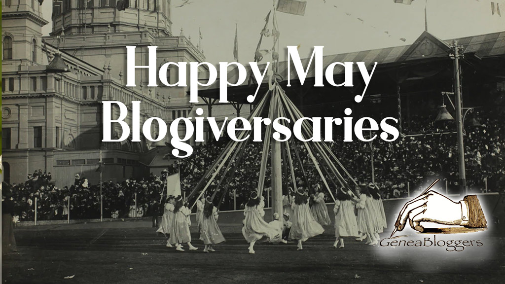 Happy May 2020 Blogiversaries