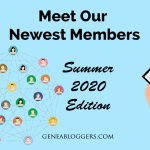 Meet our Newest Members-Summer 2020 Edition