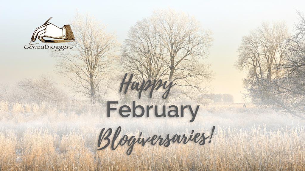 Happy March 2021 Blogiversaries
