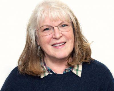 Judy Muhn secretary of GeneaBloggers Organization