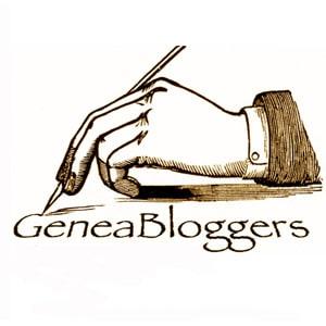 GeneaBloggers Logo Legacy