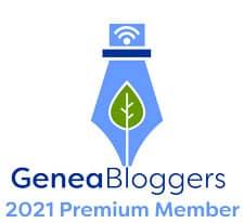GeneaBloggers Premium member