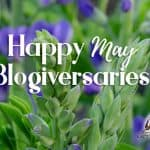 Happy May 2021 Blogiversaries from Geneaboggers