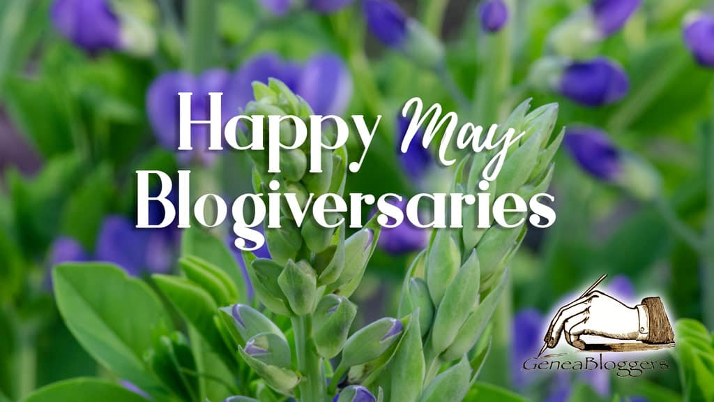 Happy May 2021 Blogiversaries (Belated)